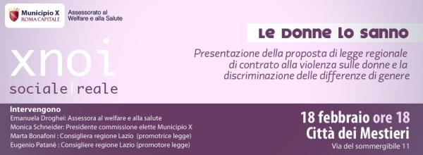 invito18 legge contro violenza